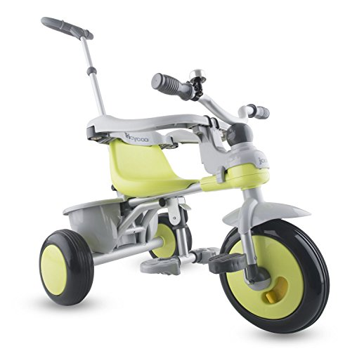 Joovy Tricycoo Tricycle, Greenie - 1