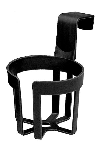 Custom Accessories 91100 Black Large Cup Holder - 44 Oz.Capacity front-152725