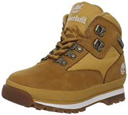 Timberland Euro Hiker Boot (Toddler/Little Kid/Big Kid) Wheat 2 M US Little Kid