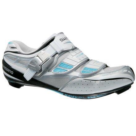 shimano sh wr81 custom fit cycling shoe women s