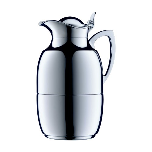 Alfi Juwel Chrome Plated Brass Thermal Carafe, 33-Ounce Best Deals