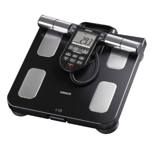 Omron HBF-516B Full Body Composition Sensing Monitor and Scale