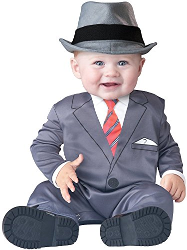 Incharacter Baby-boys Business Man Mafia Costume