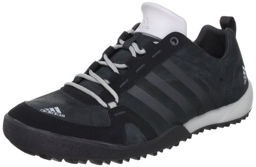 Adidas Daroga Two 11 Lea Q4 Outdoors Shoes (Black) - 6 UK (Black)