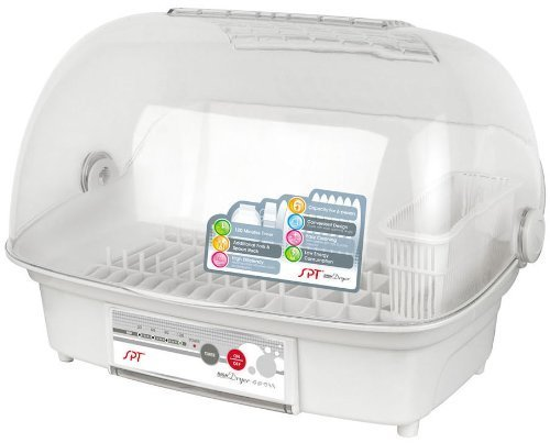 SUNPENTOWN SD-1502 6-PERSON CAPACITY DISH DRYER