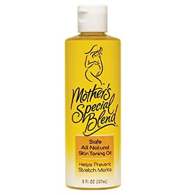 Best Cheap Deal for Mother's Special Blend All Natural Skin Toning Oil, 8-Ounce by Mother's Special Blend - Free 2 Day Shipping Available