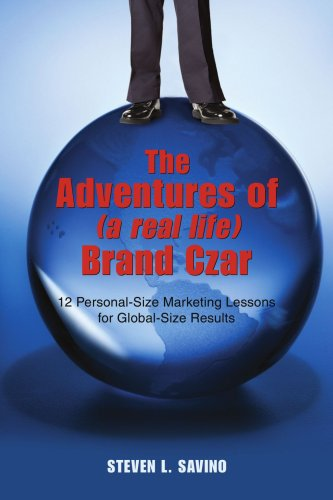 The Adventures of (a real life) Brand Czar: 12 Personal-size Marketing Lessons for Global-size Results