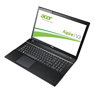 "Acer Aspire V3-772G-54208G1TMakk PC portable non tactile 17.3"" Noir (Intel Core i5, 8 Go de RAM, Disque dur 1 To, NVIDIA GeForce GT 750M, Windows 8.1)"