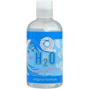 Sliquid H2O Original Formula Intimate Lubricant 8.5 oz (Quantity of 3)