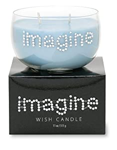 Primal Elements Wish Candle, Imagine, 11-Ounce Box
