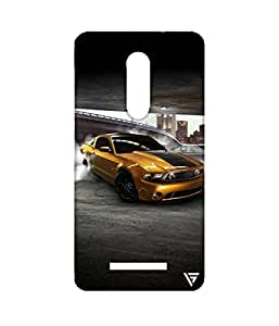 Vogueshell Sports Car Printed Symmetry PRO Series Hard Back Case for Xiaomi Redmi Note 3