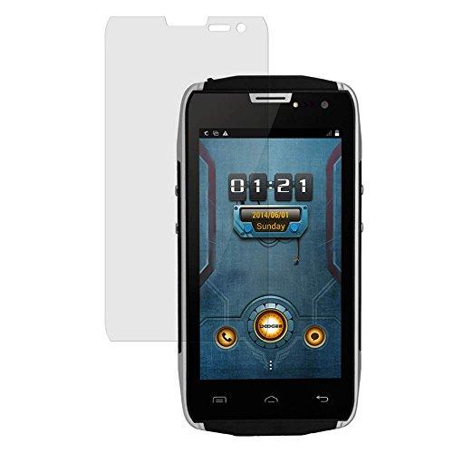 BeCool® - Protettore schermo vetro temperato per Doogee Titans2 DG700 Pellicola Protettiva Protezione Protettore Glass Screen Protector, Antigraffio, Durezza 9H