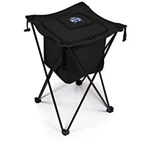 NBA Sacramento Kings Sidekick Insulated Portable Cooler with Integrated Legs by Picnic Time