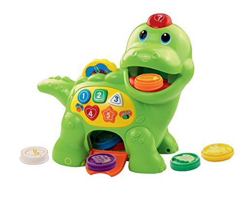 VTech Chomp and Count Dino Toy - 1