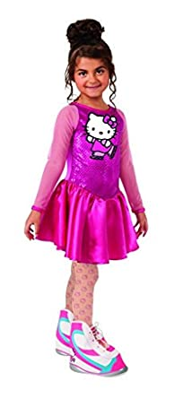 Hello Kitty Cheerleader Girls Costume