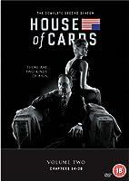 House Of Cards - Season 2 [DVD]