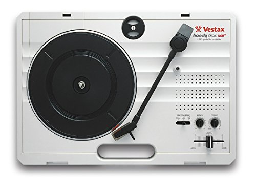 Vestax Handy Trax USB Portable Turntable w/ USB