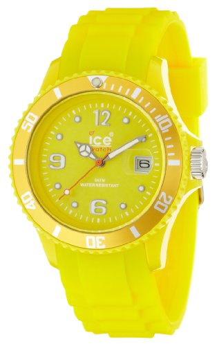 Ice-Watch Sili Forever Yellow Unisex Silicone Watch SI.YW.U.S
