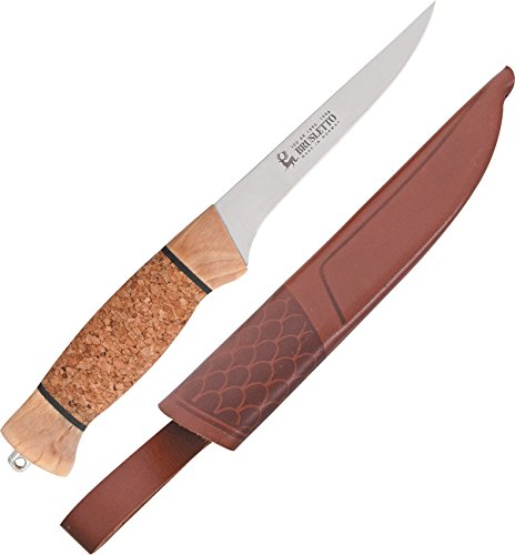 Brusletto Fisker'n Knife with Sheath