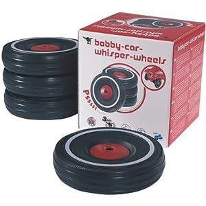Big-Spielwarenfabrik 1260 - Bobby Car Flüsterreifen-Set
