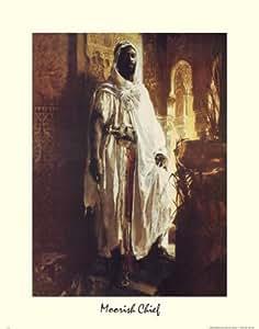Moorish Chief - Eduard Charlemont   Art Print Poster