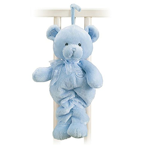 Gund Baby My First Teddy Pullstring Musical - Blue front-836139