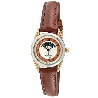 Peugeot Women's 546L Vintage Decorative Moon Watch