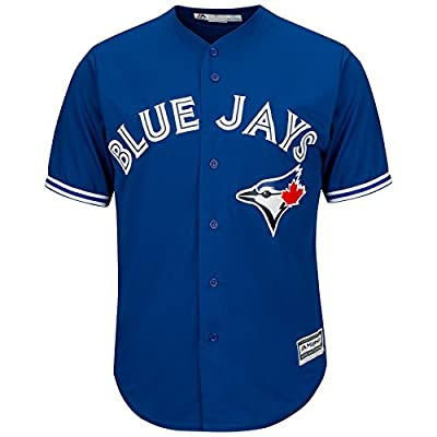 Jose Bautista Toronto Blue Jays Majestic Youth Blue Cool Base Jersey