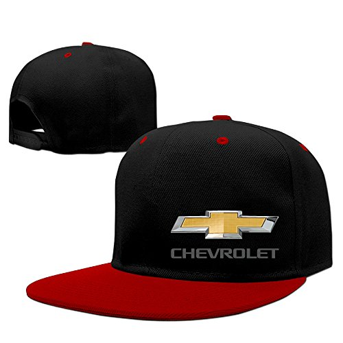 teenmax-unisex-chevrolet-logo-hip-hop-baseball-caps