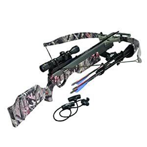 Excalibur Vixen II Crossbow Varizone Package