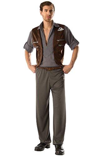 8eighteen Jurassic World Trainer Owen Adult Costume