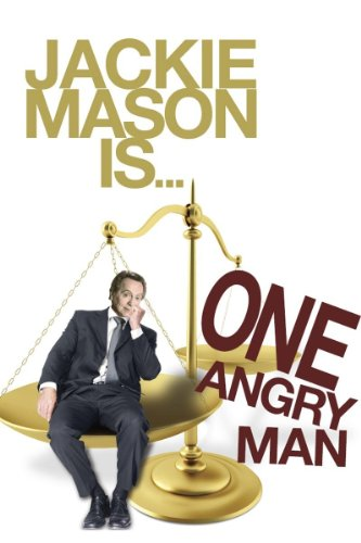 Jackie Mason Is One Angry Man