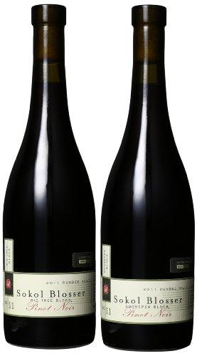 Sokol Blosser Single Block Pinot Noirs With Goosepen Block And Big Tree Block Mixed Pack, 2 X 750 Ml