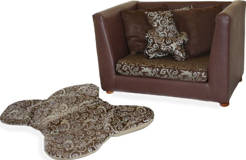 Dog Beds Memory Foam 4560 front