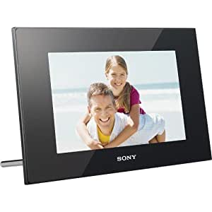 Sony DPF-D95 9-Inch LED Backlit Digital Photo Frame with Remote (Black)