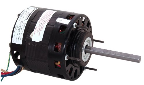 A.O. Smith 385 5.0-Inch 1/5 Hp, Open Enclosure, Cwse Rotation, 1/2 By 3-3/8 Shaft, Sleeve Bearing General Purpose Shaded Pole Motor