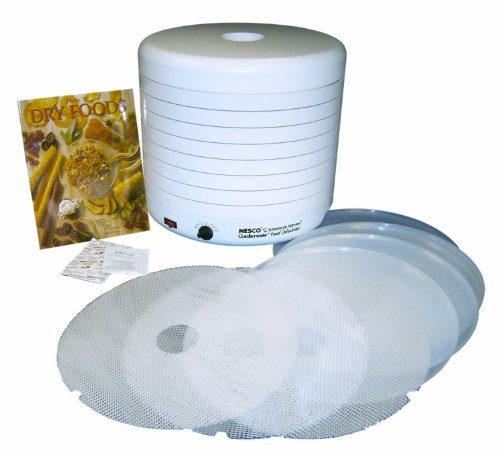 Nesco FD-1018A Gardenmaster Food Dehydrator, 1000-watt