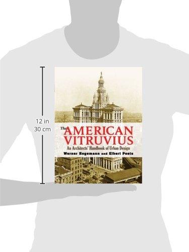 The American Vitruvius: An Architect's Handbook of Urban Design (Dover Architecture)