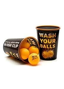 Beer Pong Wash Cup Set