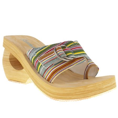 66adc778307a6d Skechers Spirals - 6 Uk - Multi - Fabric