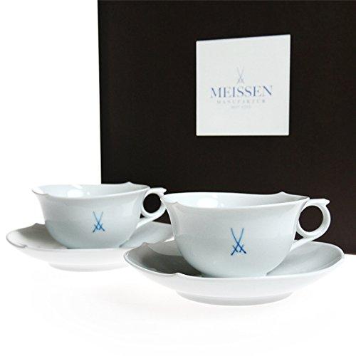 マイセン (Meissen) NEW マイセンマーク ティーカップセット 825001/C2823