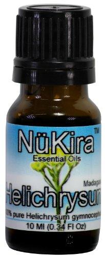 Helichrysum Gymnocephalum Essential Oil (Helichrysum gymnocephalum) Therapeutic Grade By NuKira (10 ml)