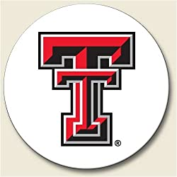 Texas Tech Coaster for Your Car