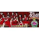 一番くじ AKB48 ~クリスマスプレゼント~ 柏木 由紀セット【4種セット】