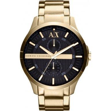 Armani-Exchange-AX2122-Mens-Fashion-Gold-IP-Watch