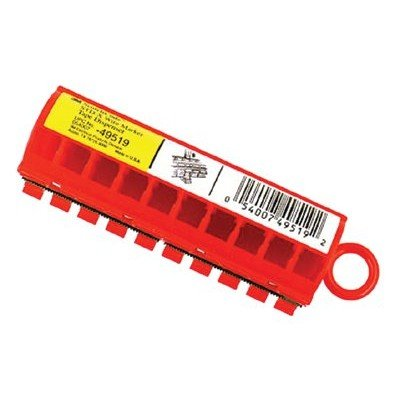 Std-0-9 Wire Marker Dispenser W/#0-9 Scot