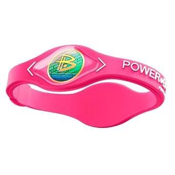 Power Balance IWSA09 Sport - Brazalete de silicona unisex rosa rosa neón Talla:extra-small