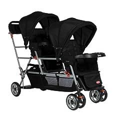Joovy Big Caboose Stand-On Tandem Triple Stroller