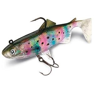 """Storm WildEye Live Rainbow Trout Swim Baits Size: 3""""; 1/4 oz. (WLRT03)"""