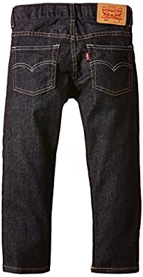 Levi's Boy's N92200G 504 Regular Straight fit Jeans